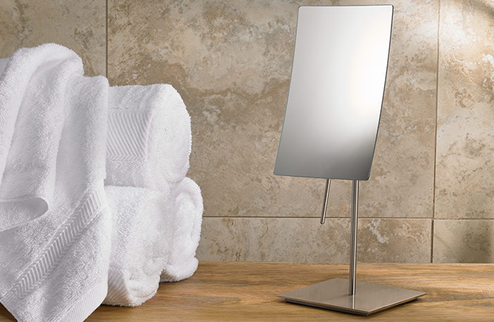 Table-Top Vanity Mirror