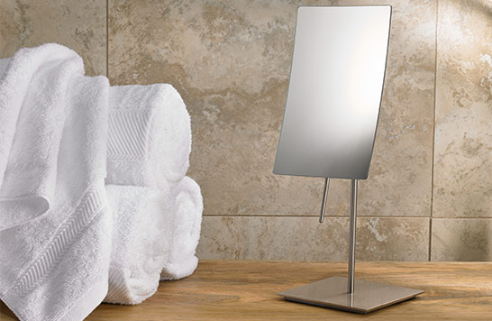 Shop Courtyard Vanity Mirrors Exclusive Table Top And