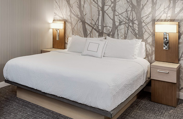 Buy Luxury Hotel Bedding From Courtyard Hotels Foam