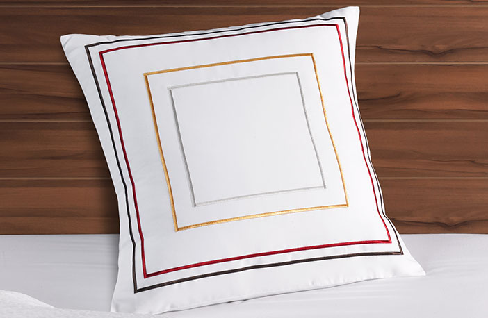 Frames Throw Pillow Shop Courtyard Hotel Pillows Textured